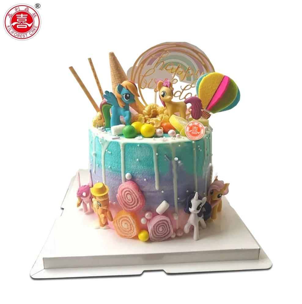 小马宝莉蛋糕