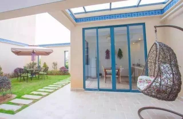 海邊洋房花園小別墅,299元/套,雙月灣萬科2房1廳洋房別墅 ,帶寵物出游