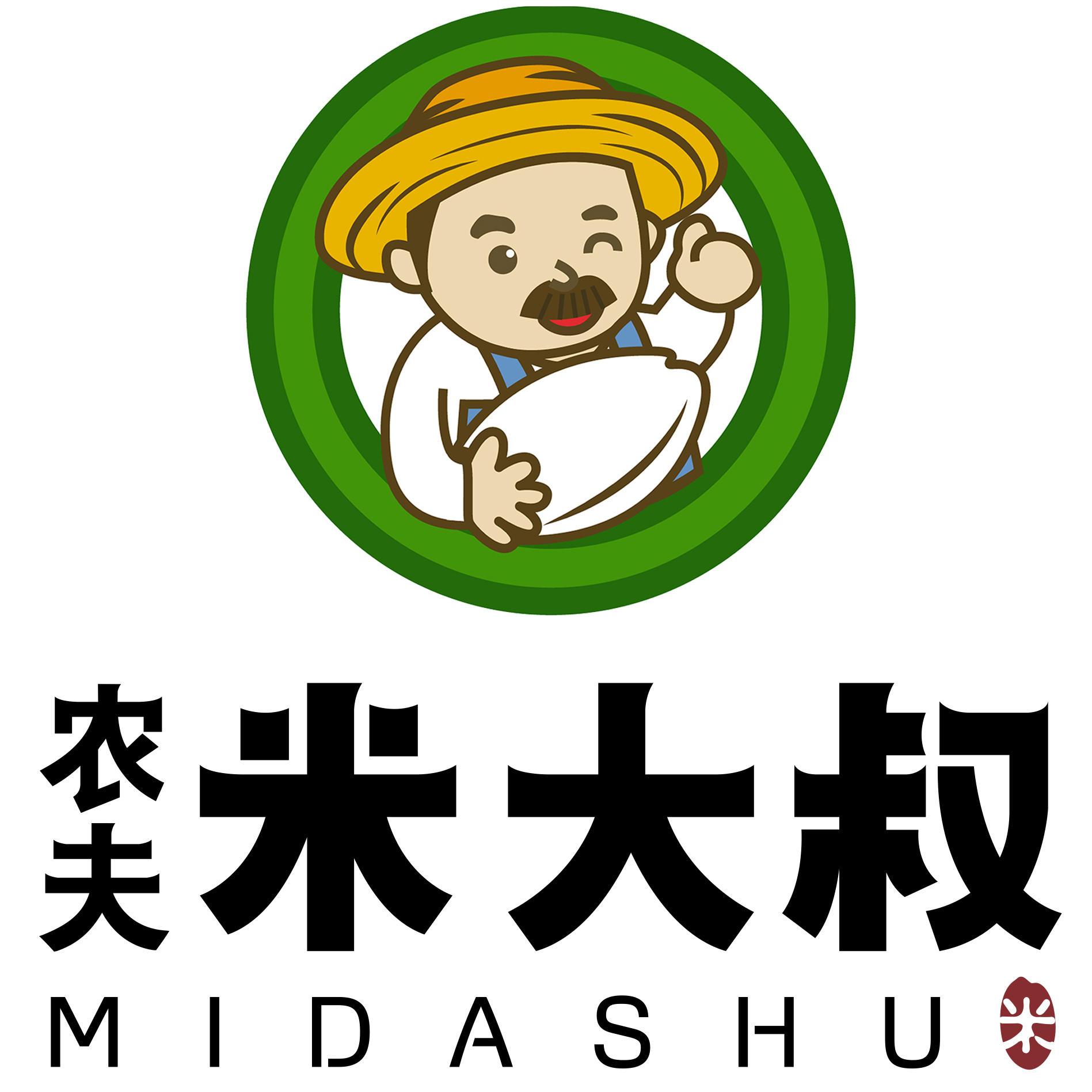 农夫logo_农夫米大叔-泰国茉莉香米 4kg