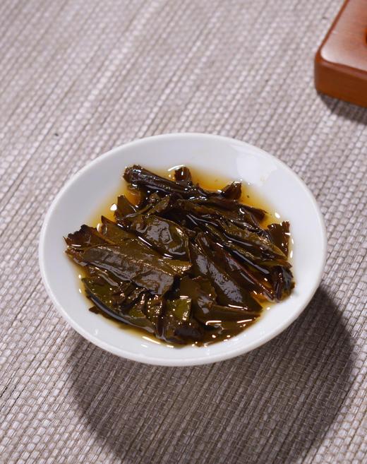 茶人岭  老友茯茶 安化黑茶 金花茯茶800g 商品图3