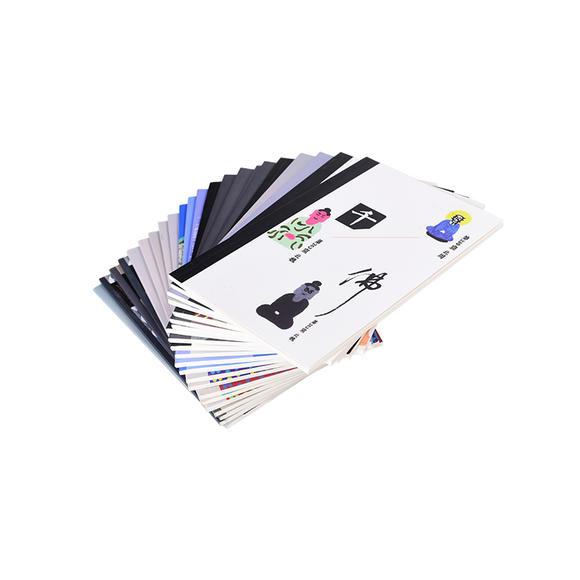 【敦煌文创】敦煌元素设计师手绘笔记本/千佛/魔众