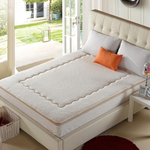 羊羔绒床垫 商品图0