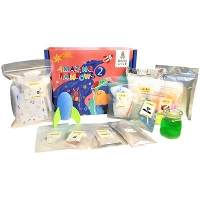 【为思礼】【batbunny】这盒17个实验探索项目的彩虹实验2,激发孩子无限的好奇心和探索欲 商品图4