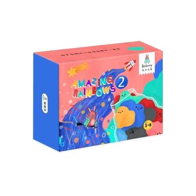 【为思礼】【batbunny】这盒17个实验探索项目的彩虹实验2,激发孩子无限的好奇心和探索欲 商品图5