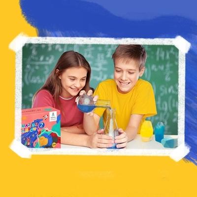 【为思礼】【batbunny】这盒17个实验探索项目的彩虹实验2,激发孩子无限的好奇心和探索欲 商品图3