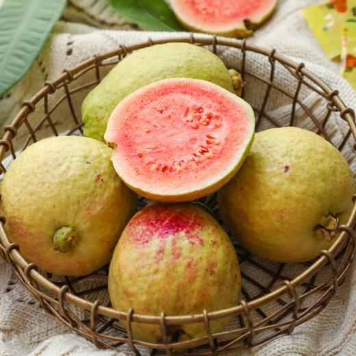 送5包酸梅粉 | 红心番石榴 芭乐 清脆鲜甜 软糯香甜 低糖健康水果 商品图4