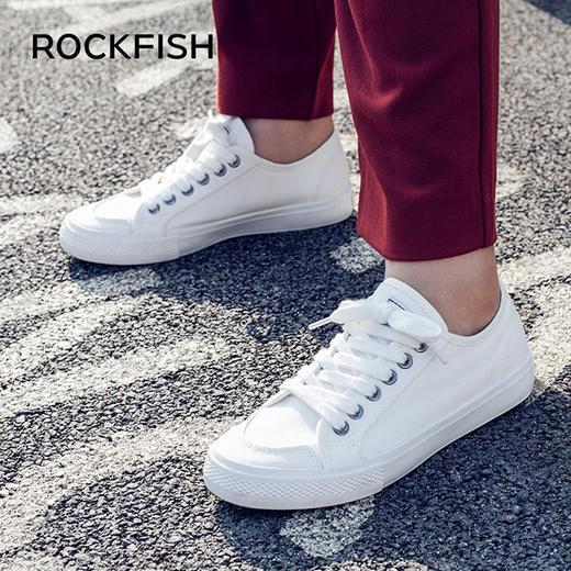 不怕水的英国 Rockfish 小白鞋!梅根王妃怀孕都穿,防雨防污,显腿长! 商品图3