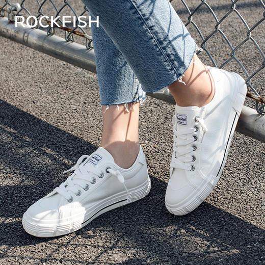 不怕水的英国 Rockfish 小白鞋!梅根王妃怀孕都穿,防雨防污,显腿长! 商品图6