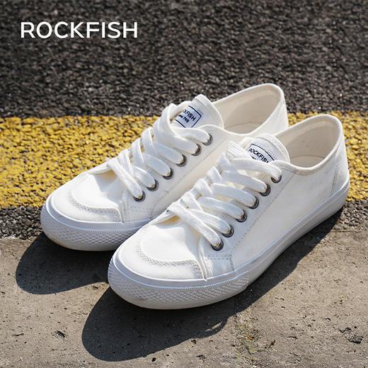 不怕水的英国 Rockfish 小白鞋!梅根王妃怀孕都穿,防雨防污,显腿长! 商品图9
