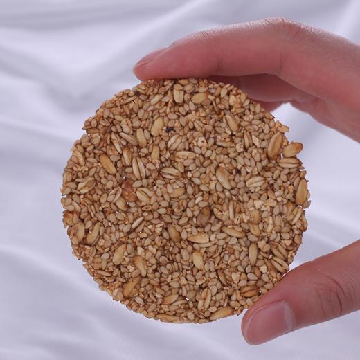 【买一送一】山药燕麦饼传统手作工艺  酥香细腻 休闲小零食  220g 商品图1