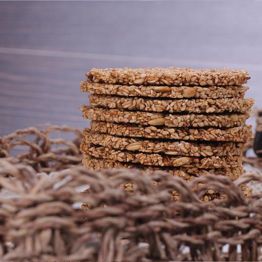 【买一送一】山药燕麦饼传统手作工艺  酥香细腻 休闲小零食  220g 商品图3