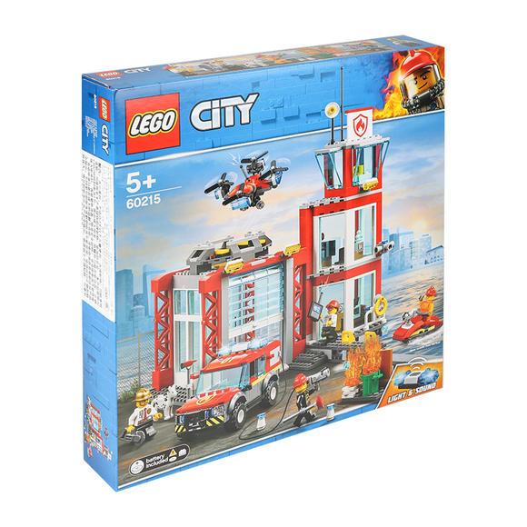 60215 乐高城市消防局