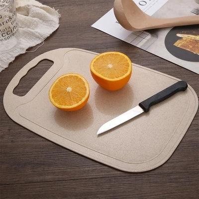 家用塑料水果切板  菜板 宝宝砧板面板案板不粘擀面板切菜板小刀砧板 商品图1