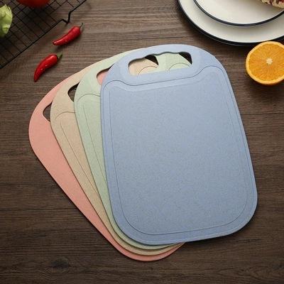 家用塑料水果切板  菜板 宝宝砧板面板案板不粘擀面板切菜板小刀砧板 商品图3