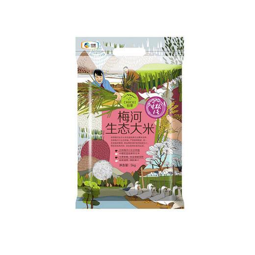 中粮初萃梅河生态大米 商品图0