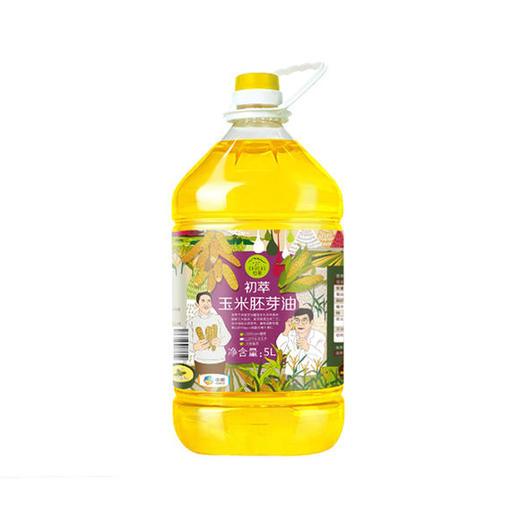 中粮初萃玉米胚芽油 商品图1