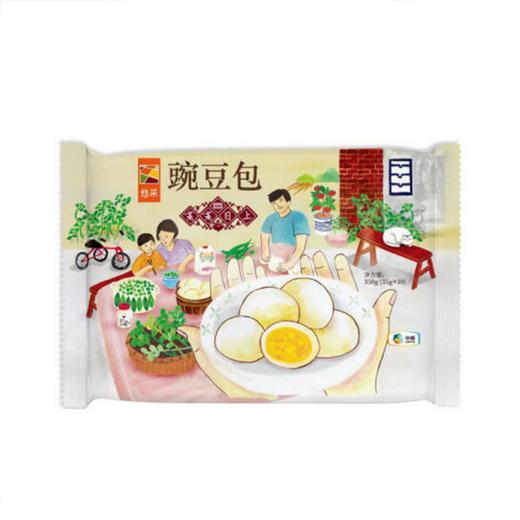 中粮悠采豌豆包 350g/袋(35g*10只) 商品图0
