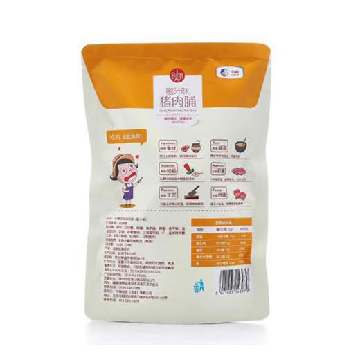 中粮时怡猪肉铺蜜汁味180g/袋 商品图3