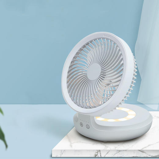 爱登EDON悬浮空气循环扇 桌面风扇办公室台式悬浮空气循环扇挂壁电风扇 商品图1