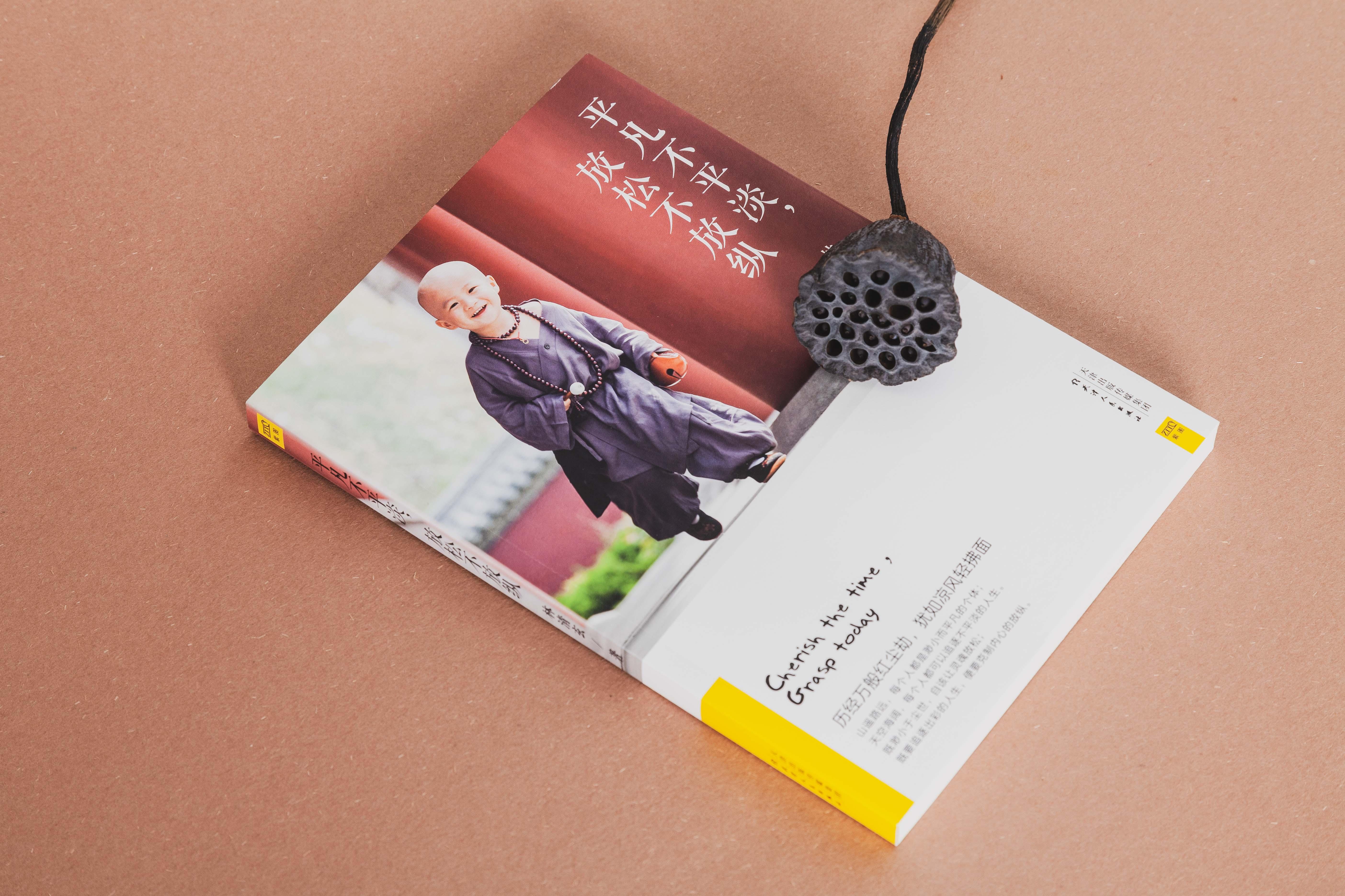 《平凡不平淡,放松不放纵》丨林清玄先生首部以自律为主题的散文集 商品图1