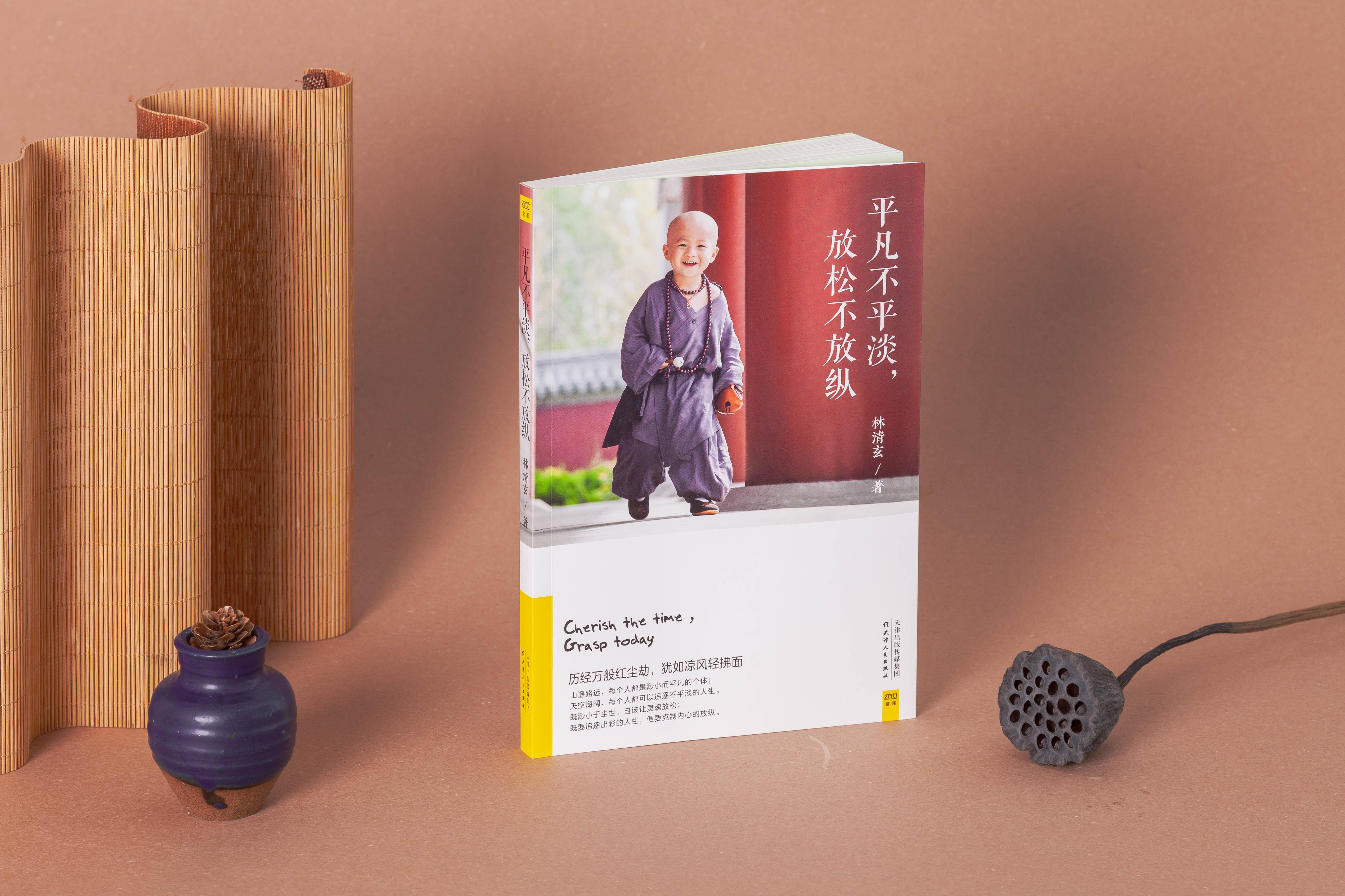 《平凡不平淡,放松不放纵》丨林清玄先生首部以自律为主题的散文集 商品图4
