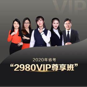 【合辑】2020联考省VIP尊享班(含乡镇申论)【6月25号发货】