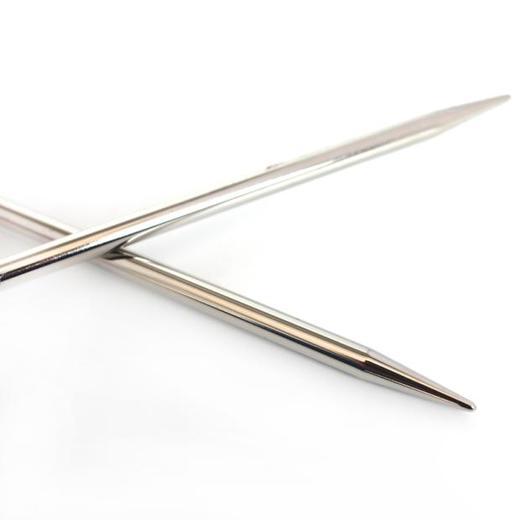 德国原装进口Addi环形针毛衣针编织工具 银针金针可选 正品特价 商品图1