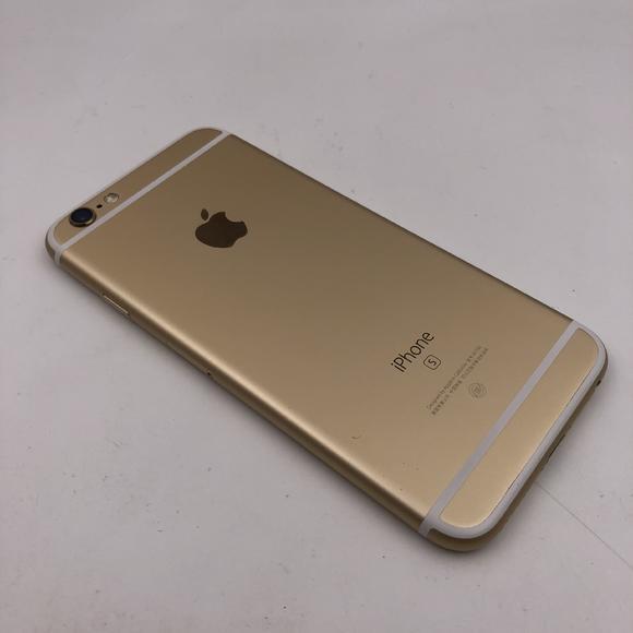 [二手机9成新]声音iphone6s国行16G耳机通金iphone全网苹果大破音图片