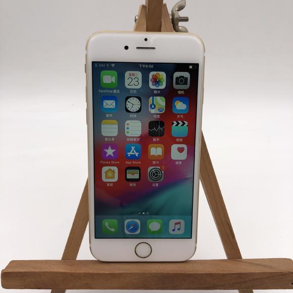 [二手机9成新]苹果iphone6s国行16G全网通金立体声播放器安卓版图片