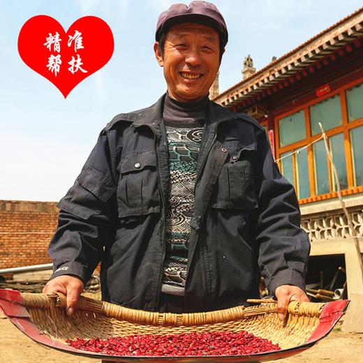 【山西 • 五寨红芸豆】大小均匀 粒粒饱满的花腰豆 五谷杂粮豆 商品图0
