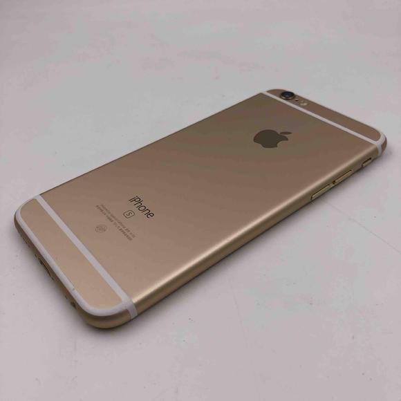 [二手机95成新]苹果iphone6s国行16G全网通金联想手机外壳图片