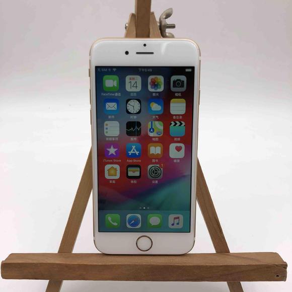 [二手机95成新]苹果iphone6s国行16G全网通金chrome浏览器iPhone版使用图片