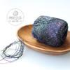 Hamanaka日本进口毛线金银丝结子线不明显段染手工编织钩针蕾丝线 商品缩略图0