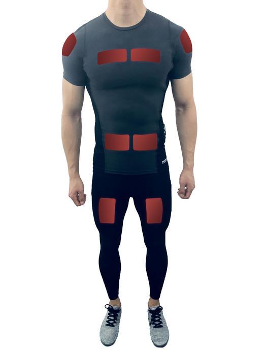 BODYTIME EMS智能训练服 上衣 商品图0