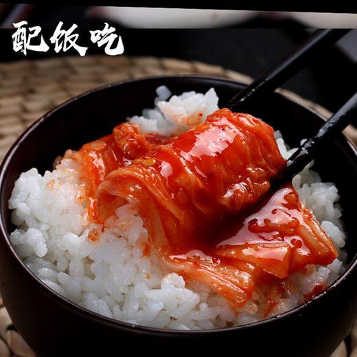 上新ㅣ韩式辣白菜,香辣可口,手工腌制,回归传统,开袋即食~ 商品图0