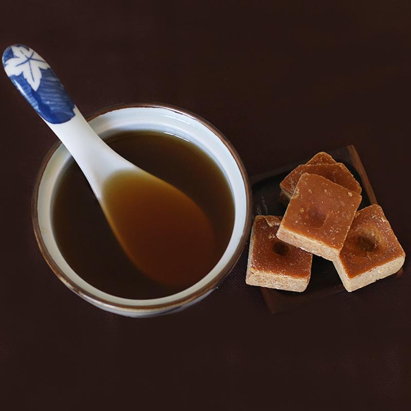 【助农】云南古法手工红糖   甜而不腻  香而不燥  沙糖稠密 一口甜   传统老红糖块经期产妇月子糖 商品图1
