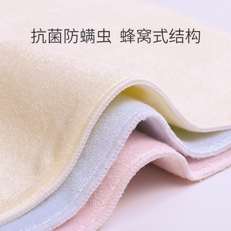 【泰国除螨乳胶毛巾】泰国进口 防螨乳胶毛巾 婴幼儿面料进口乳胶净味毛巾 商品图1