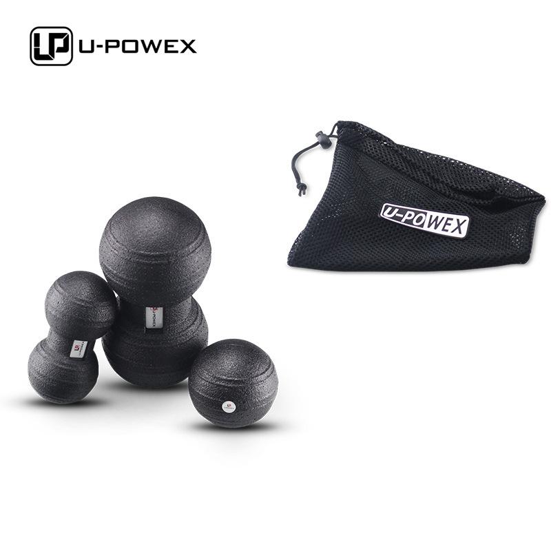 新款epp花生球健身按摩瑜伽球健康康复训练放松筋膜球 商品图4