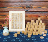 【3~10岁】《汉字盒子》歪歪兔创意小工厂系列 集活字印刷 场景互动识字卡 传统文化古诗词于一体的汉字启蒙游戏书 商品缩略图2