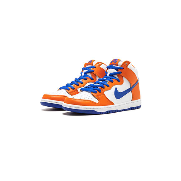 nike dunk sb high danny supa 四大天王 白蓝橙 ah0471-841