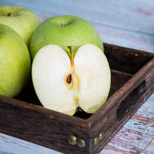 雀斑美人王林苹果 清脆爽口 细嫩多汁 个大饱满 现摘现发 5斤装 商品图5