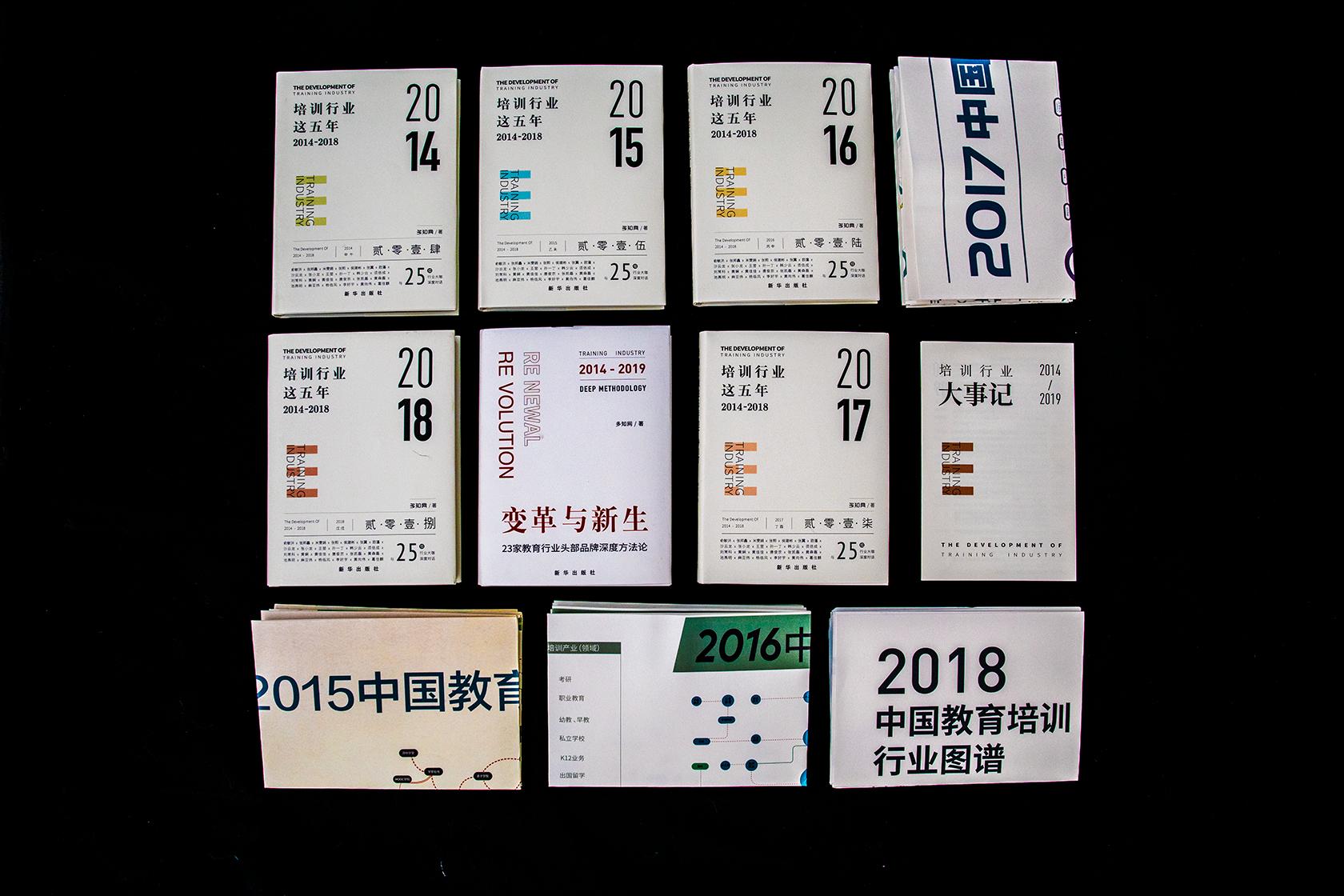 五年合集套装(培行14-18+变革+图谱) 商品图4