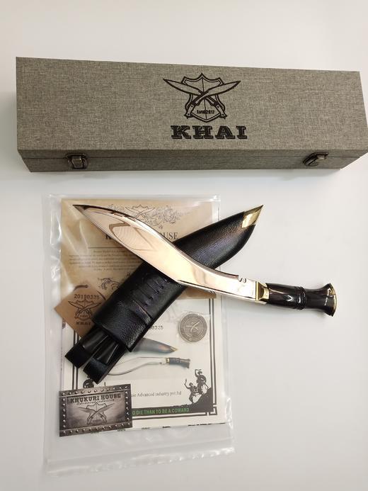 现役一号 廓尔喀弯刀 商品图2