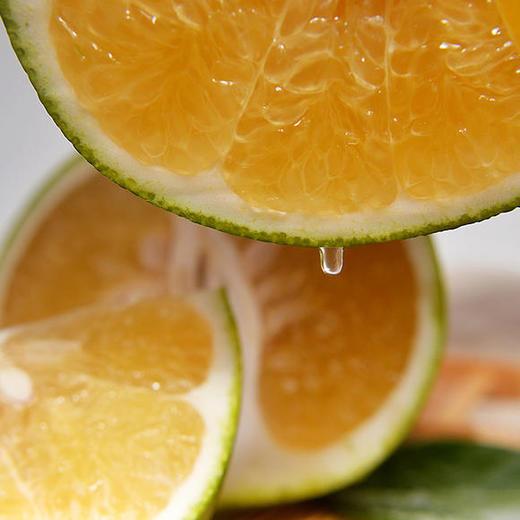 可直接吸的福建漳州葡萄柚 皮薄多汁 酸甜爽口 柚香四溢 净重4.8-5.2斤 商品图1