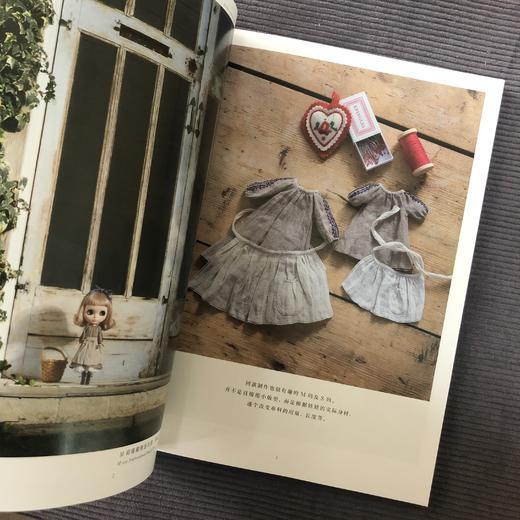 HANON娃衣缝纫书 商品图4