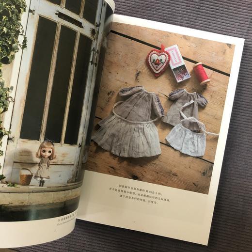 HANON娃衣缝纫书 商品图3