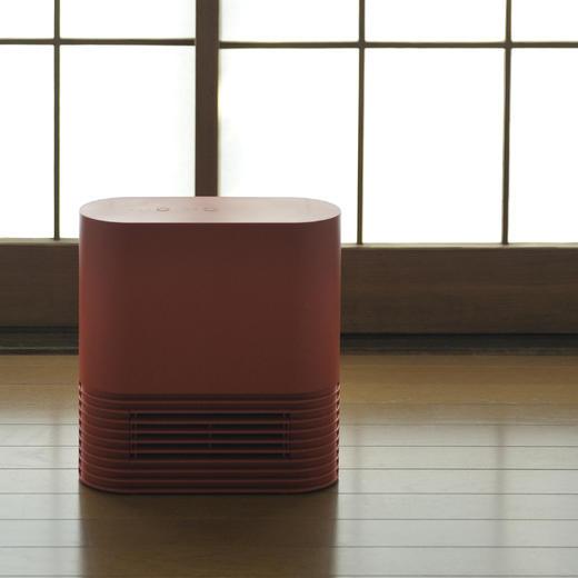 日本正负零陶瓷暖风机|电暖气取暖器家用小型迷你节能省电电暖风 商品图5