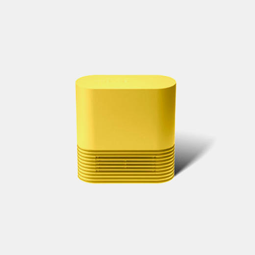 日本正负零陶瓷暖风机|电暖气取暖器家用小型迷你节能省电电暖风 商品图1
