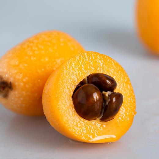 【顺丰包邮】汁多嫩滑的米易五星枇杷 色泽金黄 酸甜可口 产地现摘新鲜直达 3斤装 商品图2