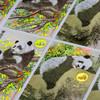 【中国印钞造币】联合国大熊猫钞艺画 商品缩略图0